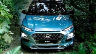 Hyundai Kona 2018 - interior Exterior and Drive | NEW compact crossover Hyundai!