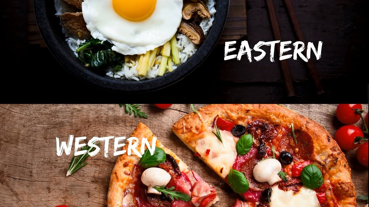 East vs west cuisine and etiquette youtube for Cuisine western