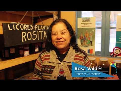 Rosa Valdes | Emprendedora de Doñihue