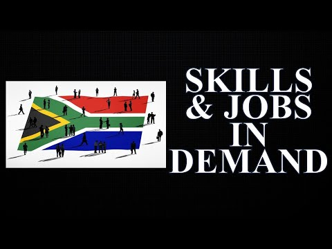In Demand Skills/Jobs (2021) | South Africa