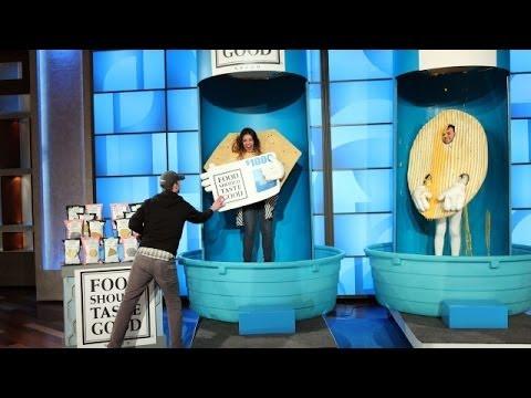 A Live Commercial For Food Should Taste Good