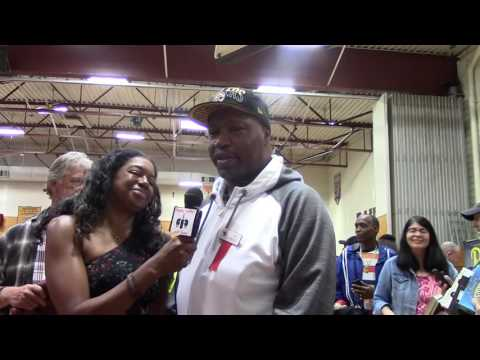 Ray Mercer on some of the current boxers, Muhammad Ali, more