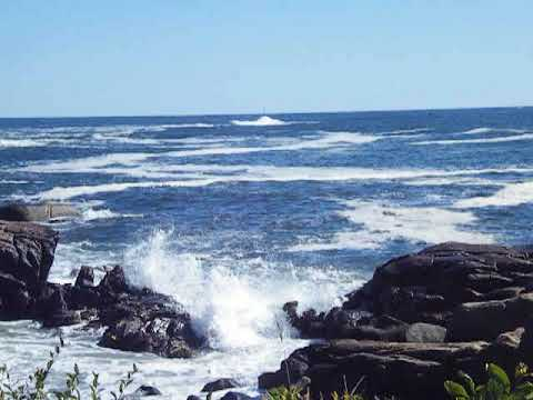 More Rough Surf Biddeford Pool Maine Usa Youtube