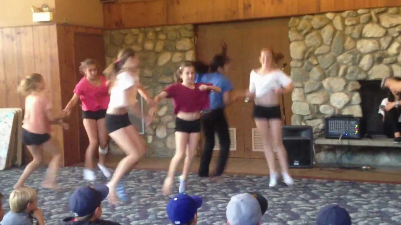 canyon creek 2012 session 2 cabin 8 lip sync lights by ellie