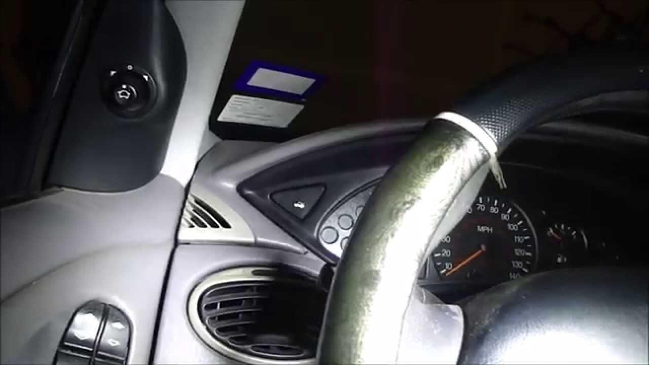 Honda Trunk Release Switch