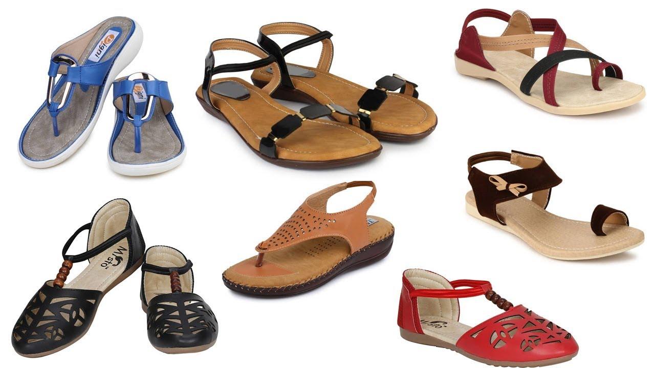 Flat Sandals 2019 | flat chappals for