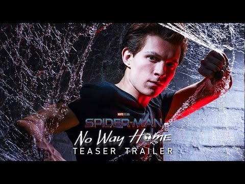 SPIDER-MAN: HOMESICK (2021) Tom Holland - Teaser Trailer Concept (Phase 4 Marvel Movie)