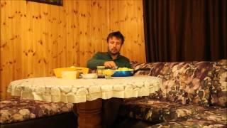 Дима ньюс выпуск 110! Яблоки печеные с медом и вареньем!!!