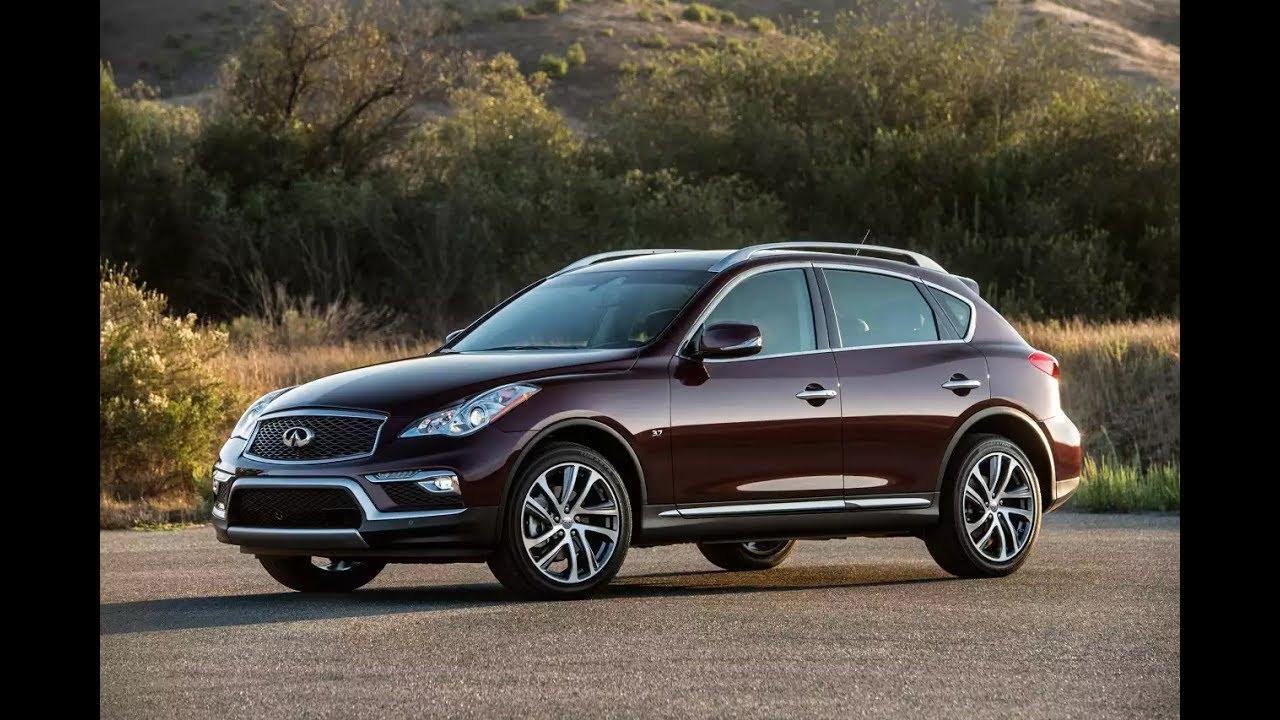 INFINITI QX50 2017 Car Review