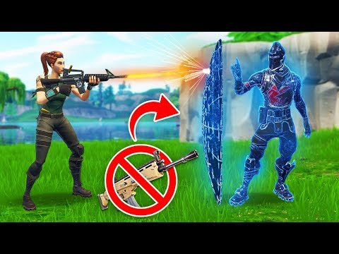 EPIC Bulletproof Shield *GLITCH* In Fortnite Battle Royale!
