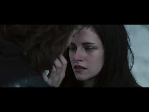 Kristen Stewart kisses with passion