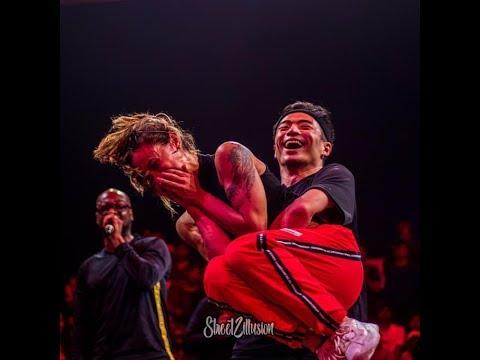 Harricane & Jilou vs PacPac & Sarah bee | FINAL | Redbull Bc One Bonnie and Clyde battle