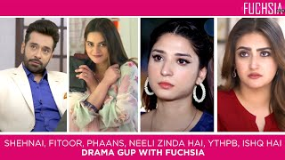 Fitoor | Ishq Hai | Shehnai | Phaans | Neeli Zinda Hai | YTHPB | Drama Gup with FUCHSIA