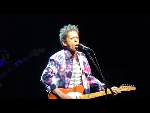 Blondie Chaplin and Brian Wilson - Feel Flows (Live 4/9/2017)