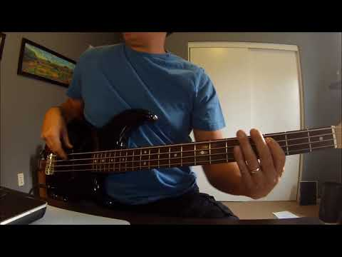 """""""Christmas (Baby Please Come Home)Death Cab For Cutie Bass Cover"""