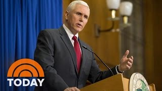 Donald Trump's VP Pick: Why Governor Mike Pence Is The Likeliest Choice | TODAY
