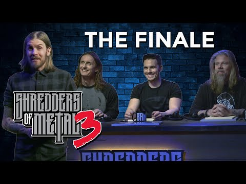 SHREDDERS OF METAL 3 | Episode 7: The Drum Duel Finale! youTube Thumbnail