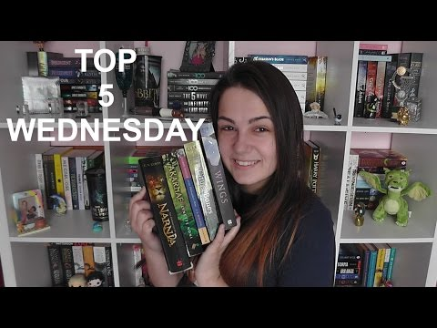 Gateway Books to Your Favourite Genre | T5W