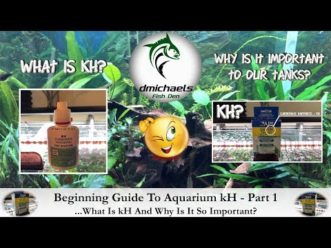 Beginning Guide To Aquarium KH - Part 1: What Is KH And Why Is It Important?