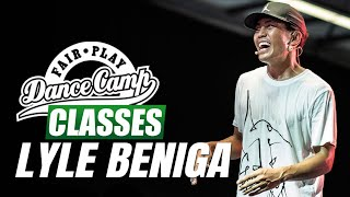 Lyle Beniga ★ Money In The Grave ★ Fair Play Dance Camp 2019 ★