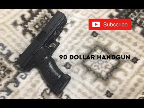 90 Dollar Handgun: Hi Point JCP