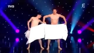 """Ballet Moderno """"Al Desnudo"""""""