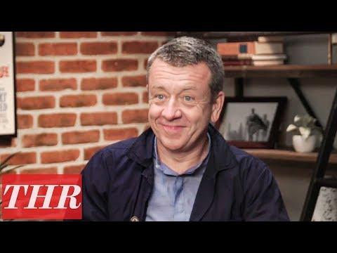 Netflix's 'The Crown' Creator Peter Morgan: Meet Your Emmy Nominee! | THR