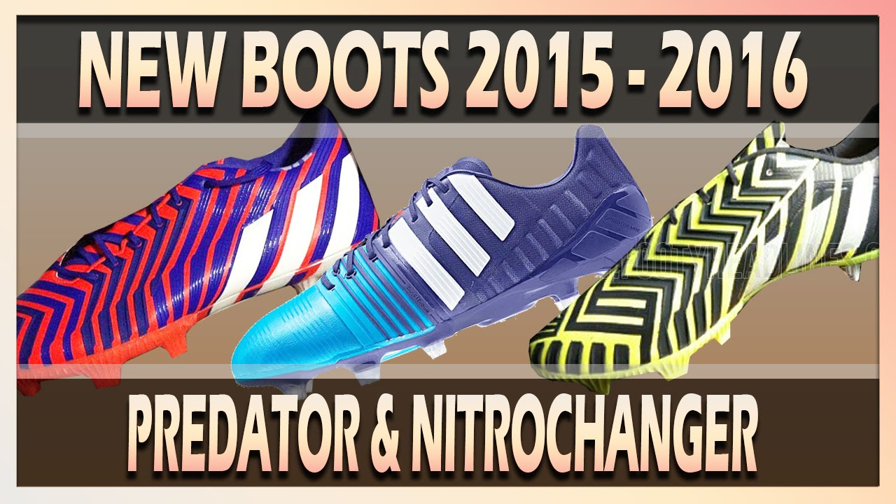 official photos 6d6bb bc674 ... NEW MINI BOOTPACK ADIDAS PREDATORS   NITROCHARGE 2015 2016   PES 2013      DESCARGA ...