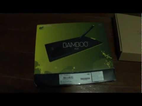 review เม้าปากกา wacom - bamboo