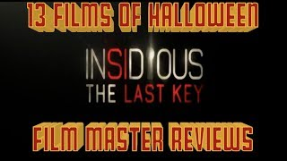 Insidious: The Last Key (2018) Review