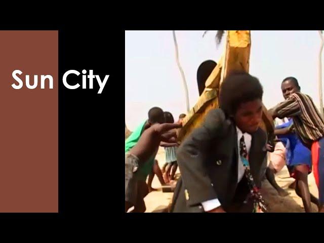 Sun City - Enter Timothy    TV SERIES  GHANA