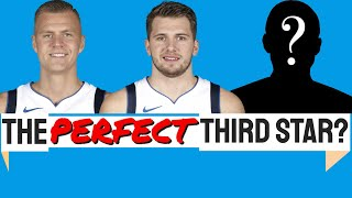 Mavericks TRADE scenarios, a third STAR for Luka and Porzingis!!!