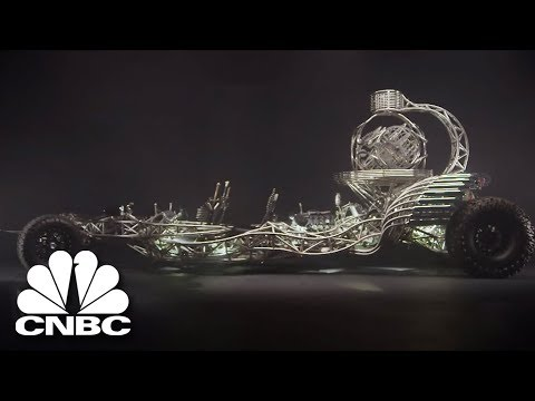 Drivable Kinetic Artwork Is Like Nothing Jay Leno Has Ever Seen | Jay Leno
