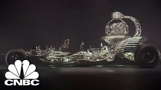 Drivable Kinetic Artwork Is Like Nothing Jay Leno Has Ever Seen | Jay Leno's Garage | CNBC Prime