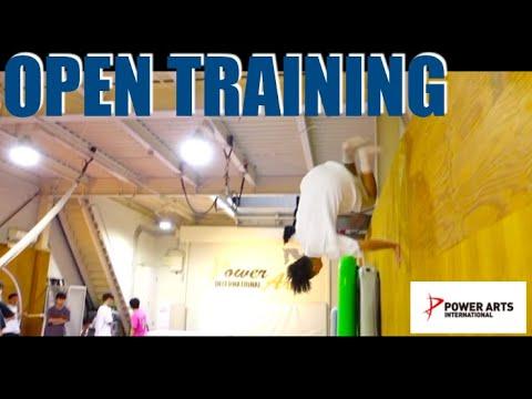 オープントレーニング