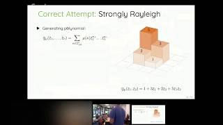 Applications of Strongly Rayleigh Measures in Counting and Optimization