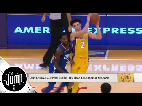 Will Clippers actually be better than Lakers in 2018/19? | The Jump | ESPN