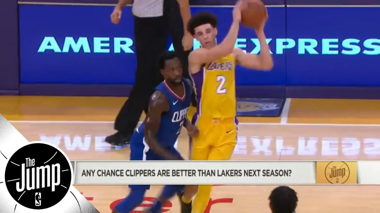 Will Clippers actually be better than Lakers in 2018/19?   The Jump   ESPN