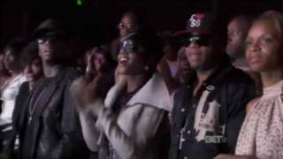 Snoop Dogg ft The Dream - Gangsta Luv (09 BET hip - hop Awards)