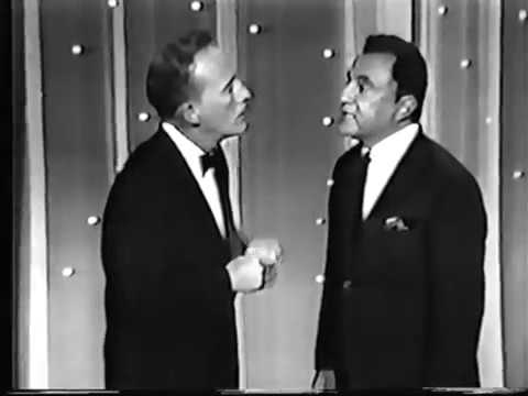 Bill Dana and Bing Crosby (11/26/66)