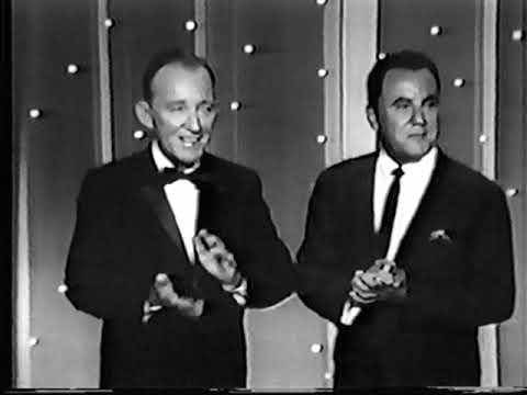 Bill Dana and Bing Crosby 112666