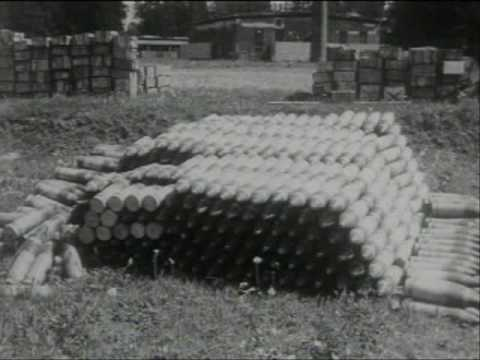 An analysis of the history nerve gas agents and the effects of chemical warfare