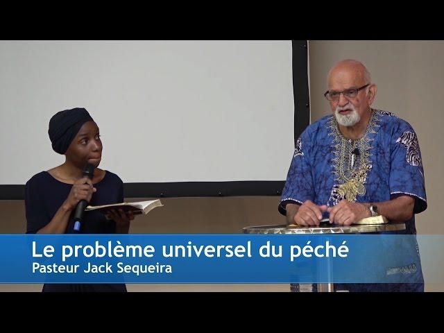 Le problème universel du péché | Pasteur Jack Sequeira