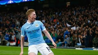 Kevin De Bruyne ● All Goals and Assists 15/16