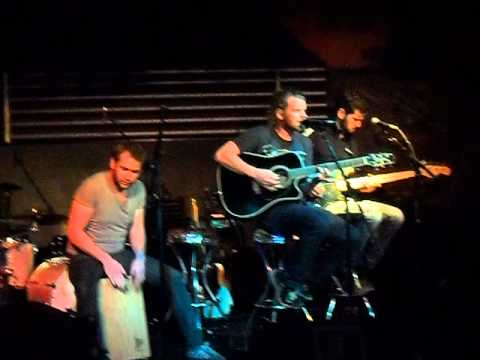 UNBUTTONED HEART - Let you go (acoustic) - 26.04.2013 - Underground Köln