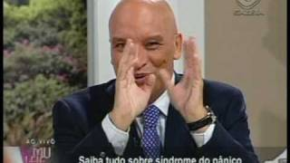 Síndrome do Pânico - Dr. Cyro Masci no 'Mulheres' 2/2