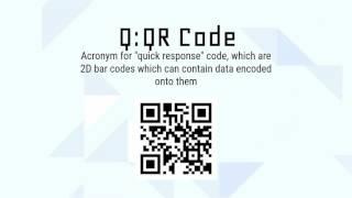 Blockchain A-Z: رمز الاستجابة السريعة