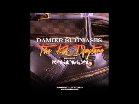 The Kid Daytona - Damier Suitcases ft. Raekwon (OFFICIAL)