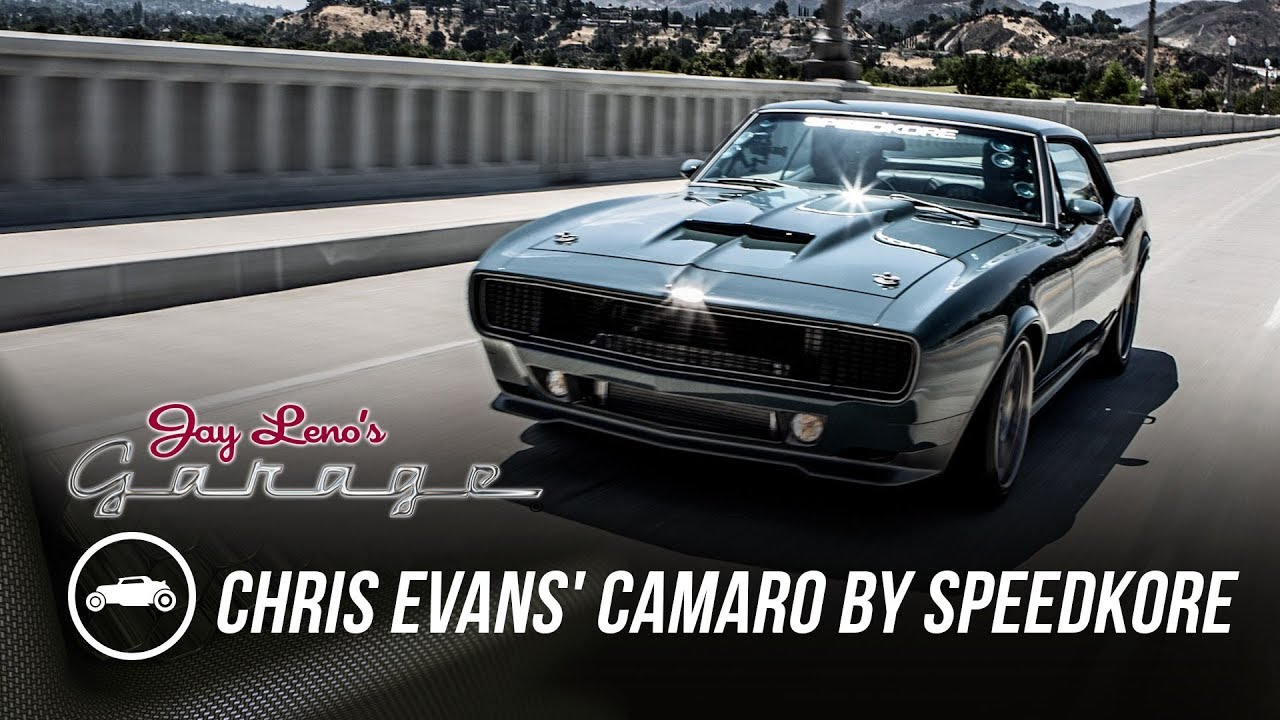 Chris Evans 1967 Camaro By Sdkore Jay Leno S Garage