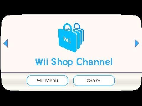 Wii Shop Channel Music 8-BIT